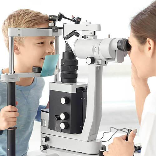 Optomed - okulistyka dziecięca